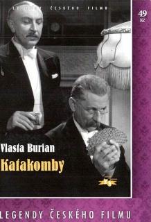 Katakomby (Vlasta Burian) - DVD