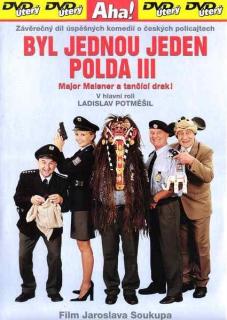 Byl jednou jeden polda III - DVD