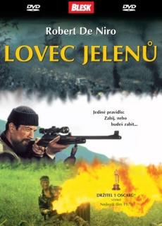 Lovec jelenů - DVD