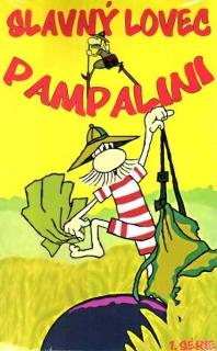 Slavný lovec Pampalini 1.série - DVD