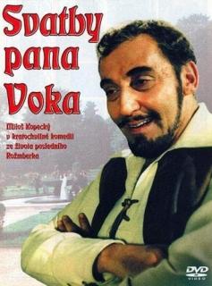 Svatby pana Voka - DVD