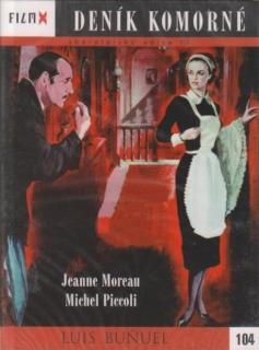 Deník komorné - DVD