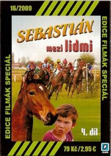 Sebastián mezi lidmi 4 - DVD