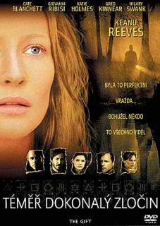 Téměř dokonalý zločin - DVD