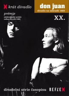 Don Juan - X - krát divadlo - DVD