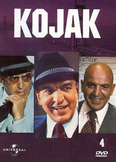 Kojak 4 - DVD