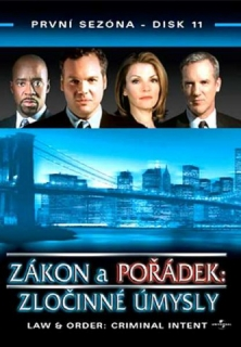 Zákon a pořádek: zločinné úmysly DISK 11 - DVD