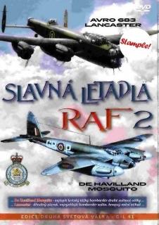 Slavná letadla RAF 2 - DVD