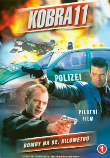 Kobra 11 - Bomby na 92. kilometru - DVD