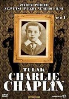Tulák Charlie Chaplin DVD 1 ( pošetka ) - DVD