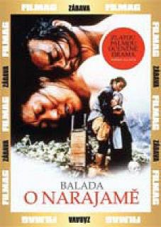 Balada o Narajamě - DVD