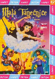 Malá tanečnice - DVD