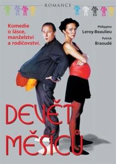 Devět měsíců ( pošetka ) DVD