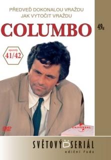 Columbo 41/42 - Předveď dokonalou vraždu/Jak vytočit vraždu - DVD