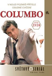 Columbo 23/24 - V nouzi poznáš přítele/ Osudné cvičení - DVD