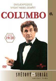 Columbo 19/ 20 - Dvojexpozice/ Vydat nebo zemřít - DVD