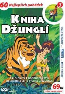 Kniha džunglí 3 - DVD