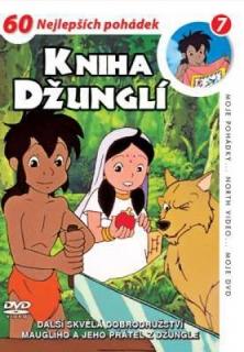 Kniha džunglí 7 - DVD