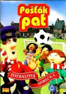 Pošťák Pat 1 - Fotbalová horečka - DVD