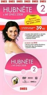 Hubněte s MF Dnes 2008 - 2. DVD - Hanka Kynychová