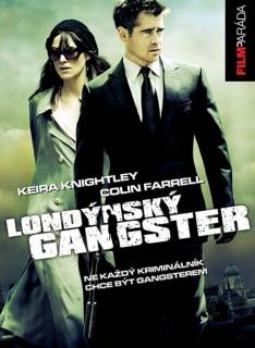 Londýnský gangster - DVD digipack