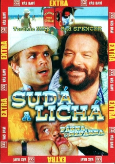 Sudá a lichá - DVD