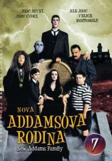 Nová Addamsova rodina 7 - DVD