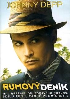 Rumový deník - DVD