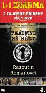Tajemné příběhy 4 - Rasputin, Romanovci - DVD