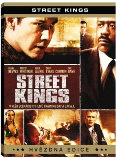 Street Kings - DVD plast