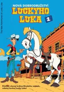 Nová dobrodružství Luckyho Luka 2 - DVD