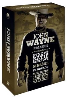 Kolekce John Wayne - DVD