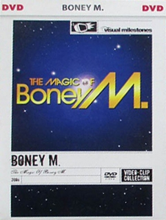 The magic of Boney M. - DVD