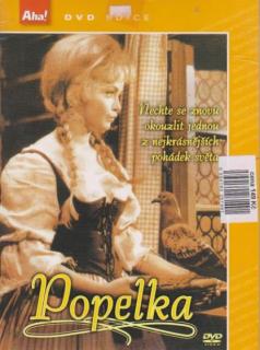 Popelka 1969 - Hruskova - DVD