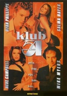 Klub 54 ( plast ) DVD
