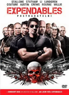 The Expendables: Postradatelní - DVD