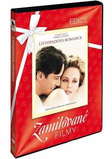 Listopadová romance - DVD plast