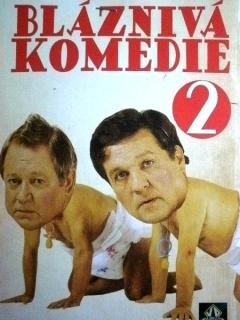 Bláznivá komedie 2 - DVD
