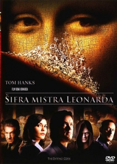 Šifra mistra Leonarda ( plast ) - DVD
