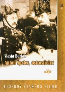 Anton Špelec ostrostřelec - DVD