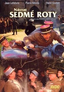 Návrat Sedmé roty - DVD pošetka