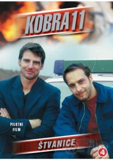 Kobra 11 (4) - Štvanice ( pošetka ) DVD