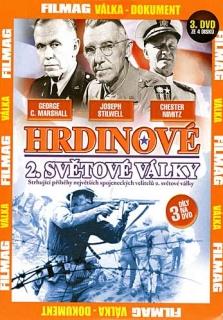 Hrdinové 2. světové války 3 - DVD