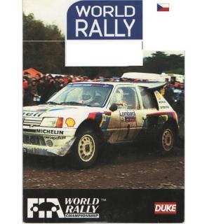 World Rally Championship 19´85 - DVD