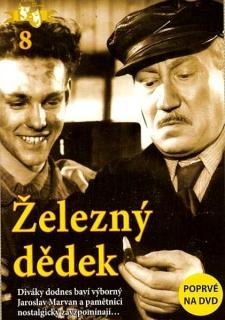 Železný dědek - DVD