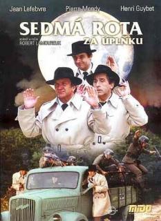 Sedmá rota za úplňku - DVD pošetka