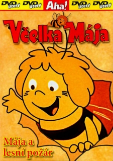 Včelka Mája - Mája a lesní požár - DVD
