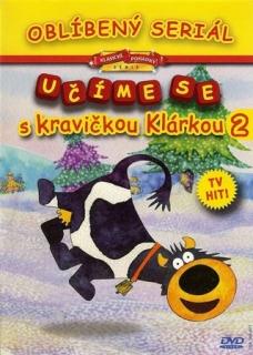 Učíme se s kravičkou Klárkou 2 - DVD