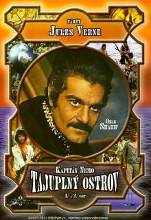 Tajuplný ostrov 1. a 2.díl - DVD