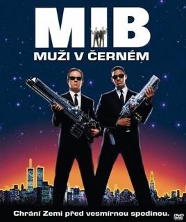 Muži v černém - DVD